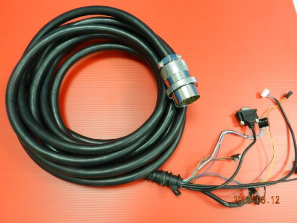 I-001 Military 37 Pin Connector Cable